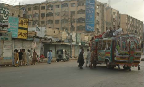 Life paralyses in old city areas of Karachi – karachireports