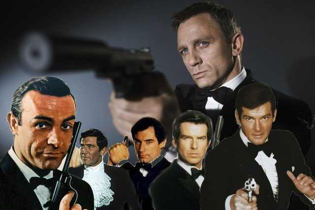 James Bond filmography