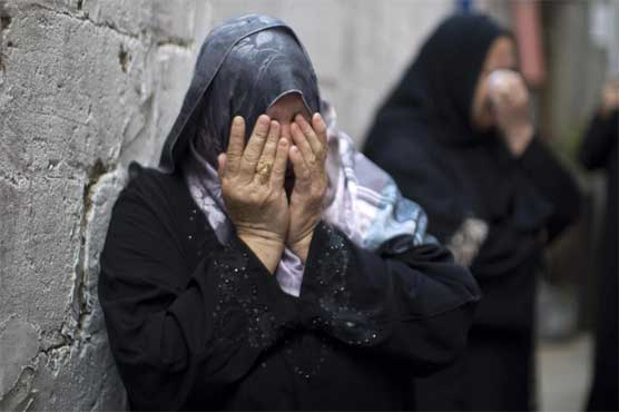 Bodies of 16 Palestinians found in rubble, toll above 501