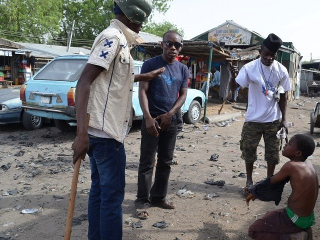 Bombs in north Nigeria's Kaduna kill at least 82