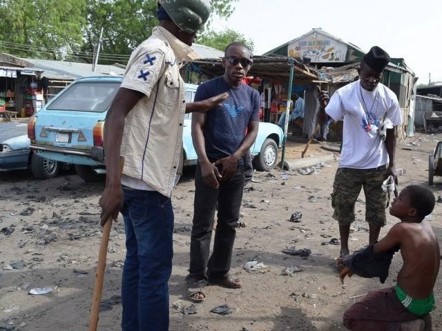 Bombs in north Nigeria's Kaduna kill at least 82