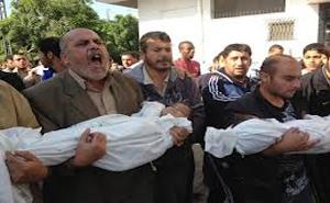 اسرائیلی جارحیت ،شہداء کی تعداد نو سو اکسٹھ ہوگئی