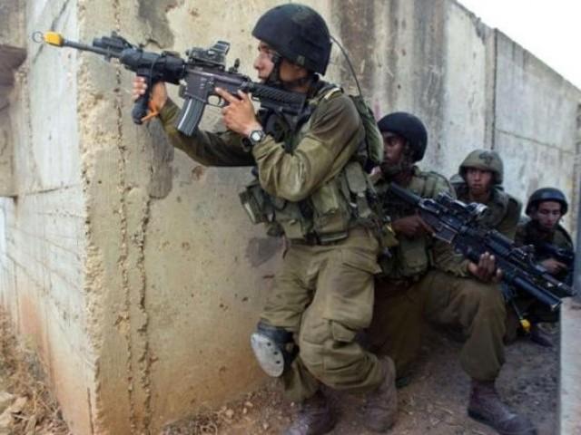 اسرائیلی فوج نے غزہ میں