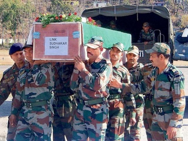 بھارتی فوجی اہلکاروں میں خودکشی کا رجحان بڑھنے لگا، سرکاری رپورٹ