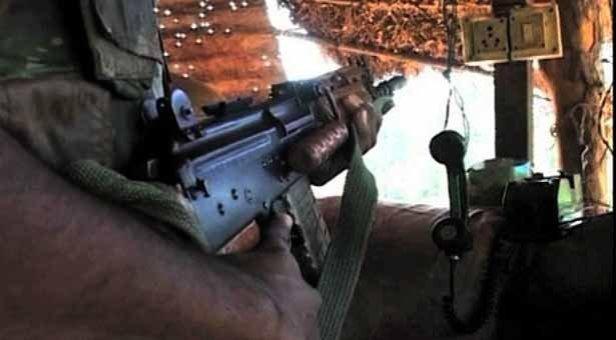 بھارتی فورس کی چاروا سیکٹر میں بلااشتعال فائرنگ، ایک شہری شہید