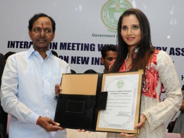 ثانیہ پاکستان کی بہو ہیں، ہندوانتہا پسندوں کا ٹینس اسٹار کواعزازی سفیر بنانے پرانوکھا اعتراض
