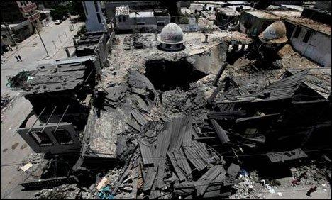 ج صبح سے اسرائیلی حملوں میں 60 سے زیادہ افراد کی شہادت