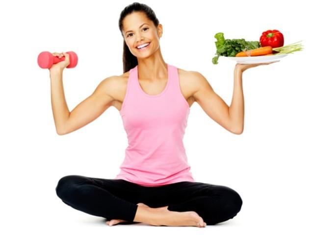 جوانی میں 10 سال اضافے کے لیے متوازن خوراک اور ورزش ضروری