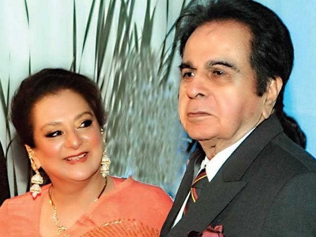 دلیپ کمار اور سائرہ بانو کیساتھ 5 کروڑ کا فراڈ ہوگیا