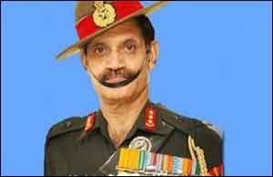 لیفٹیننٹ جنرل دلبیر سنگھ سہاگ نے بھارت کے نئے آرمی چیف کا عہدہ سنبھال لیا
