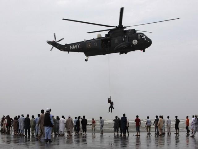کراچی میں سمندر مقتل بن گیا، ڈوبنے والے 25 افراد کی لاشیں نکال لی گئیں