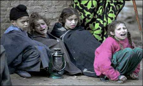 کشیدگی کے سبب یتیم بچوں کی تعدادمیں مسلسل اضافہ