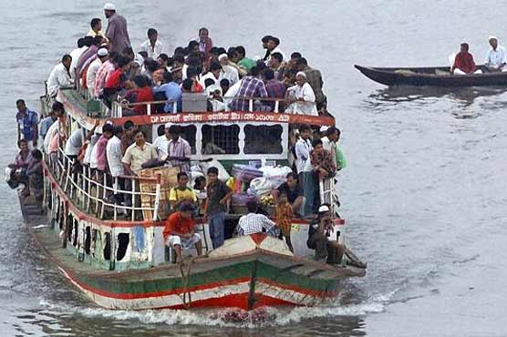 Bangladesh ferry sinks with up to 200 on board