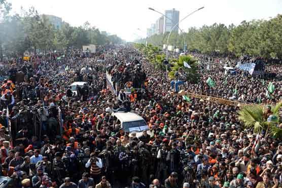 آزادی ، انقلاب مارچ نے دیگر اہم ایشوز غائب کر دئیے