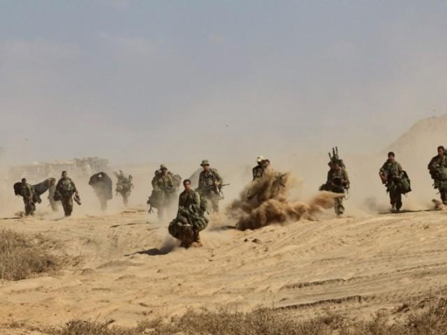 اسرائیل کا غزہ سے تمام فوجی واپس بلانے کا اعلان،علاقے میں72 گھنٹے کی جنگ بندی
