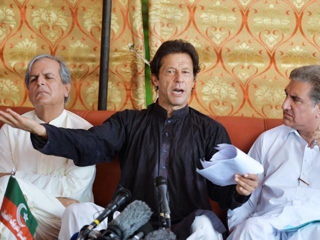 تحریک انصاف میں اسمبلی نشستوں سے استعفوں کے معاملے پر اختلافات سامنے آگئے