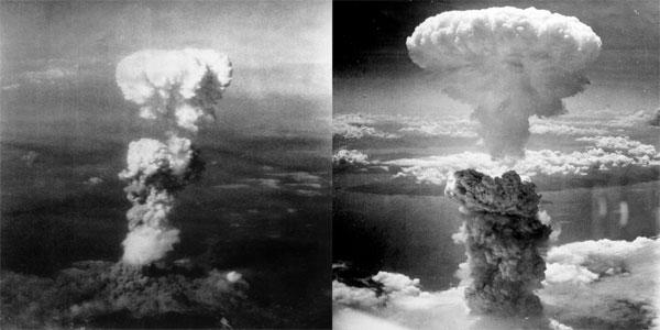 جاپانی شہر ہیروشیما پر ایٹم بم گرائے جانے کو آج 69 برس گزرگئے