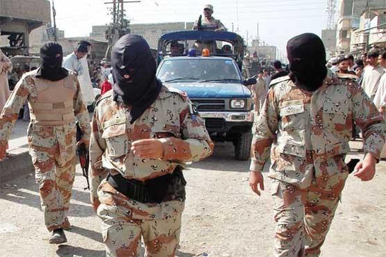 رینجرز کی فاروق ستار کے گھر کی تلاشی ، اسلحہ ضبط ، تین افراد گرفتار