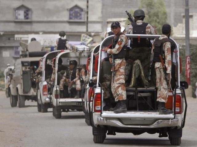 سندھ رینجرز نے کراچی آپریشن سے متعلق 9 ماہ کی تفصیلات جاری کردیں