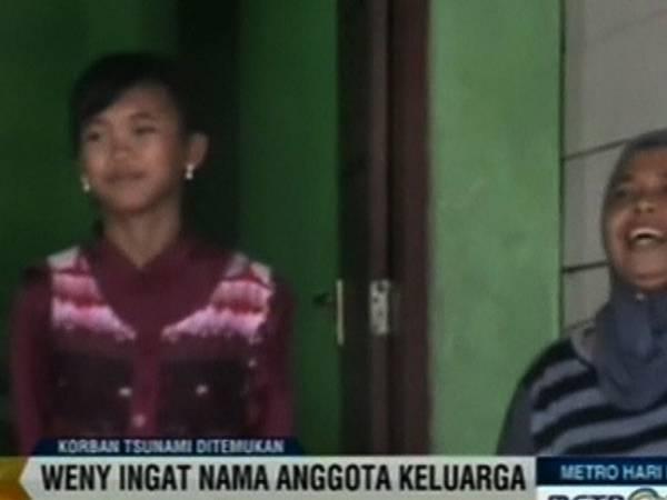 سونامی میں لاپتا ہونیوالی لڑکی دس سال بعد گھر پہنچ گئی