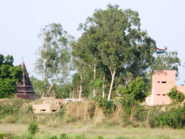 سیالکوٹ بارڈر،پاکستان میں داخل ہونیوالا بھارتی فوجی جاسوس گرفتار