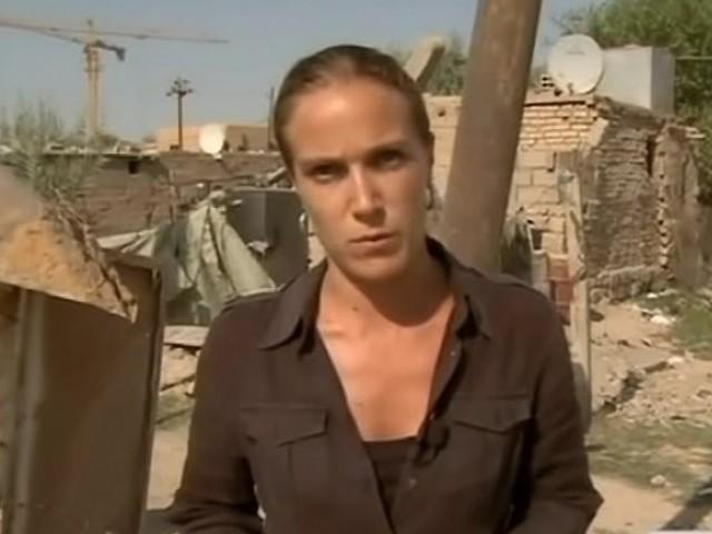 عراق میں نشے میں دھت خاتون صحافی نے بھوک لگنے پر دو افراد کو کاٹ کھایا