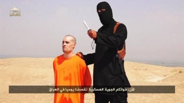 عراق،انتہا پسندوں نے امریکی صحافی کو ذبح کردیا