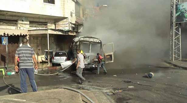 غزہ میں تین دن کی عارضی جنگ بندی کا آغاز ہوگیا