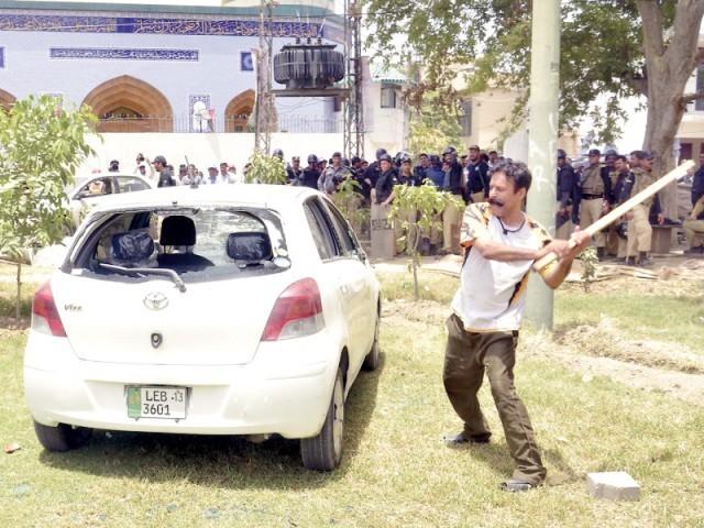لاہور ہائیکورٹ کا گلو بٹ کی رہائی کا حکم