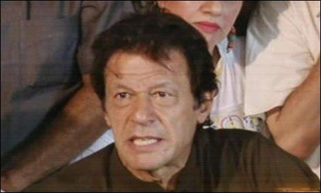 وزیر اعظم کے استعفیٰ تک تحقیقات قابل قبول نہیں،عمران خان