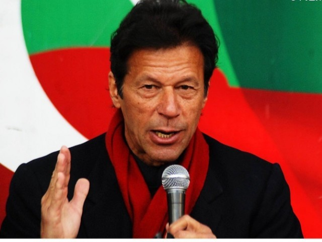 وزیراعظم کے استعفے سے کم بات نہیں ہوگی،عمران خان کاواضح جواب