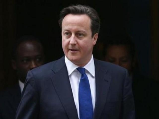 وزیرسعیدہ وارثی کے استعفے نے برطانوی وزیراعظم ڈیوڈکیمرون کوجگا دیا