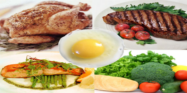 Diet higher in protein linked to lower risk of Stroke