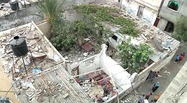 Fresh Israeli air strike in Gaza kills Palestinian child