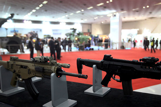 India invests in weapons
