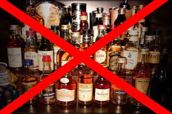 Indian state of Kerala announces alcohol ban