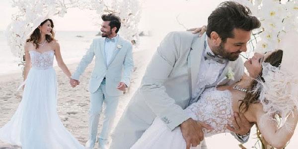 Ishq-e-Mamnon's Bihter finally got Married