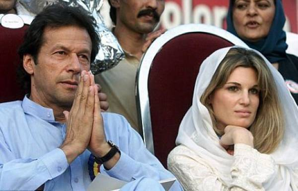Jemima worried for Imran Khan