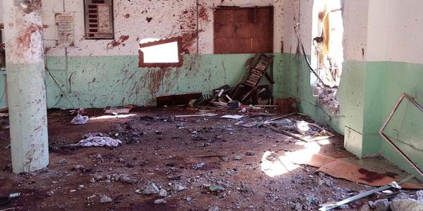 Militias attack on Sunni mosque kills 73 in eastern Iraq