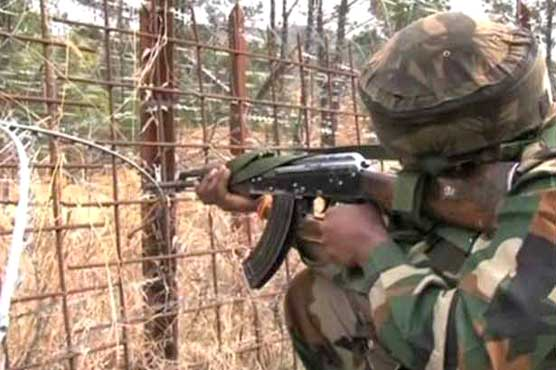 Pakistan lodges protest with India over LoC firing
