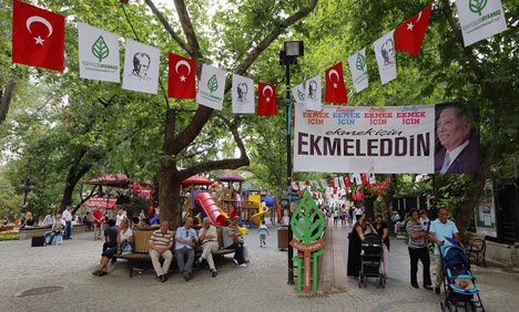 Polls open in Turkey presidential election