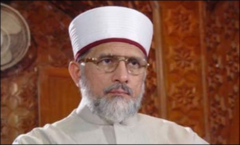 Punjab police lodge case against Tahirul Qadri