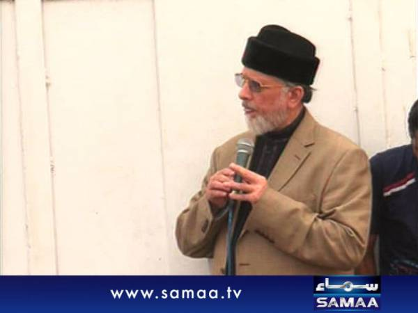 Qadri asks supporters to besiege Parliament