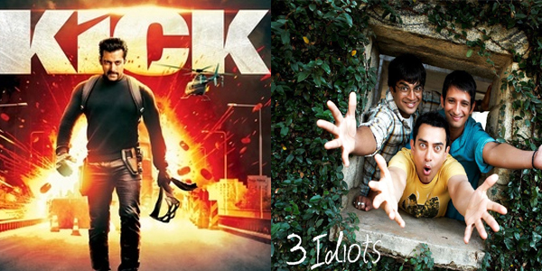 Salman Khan's Kick beats Aamir's 3 Idiots, collects Rs 207 cr