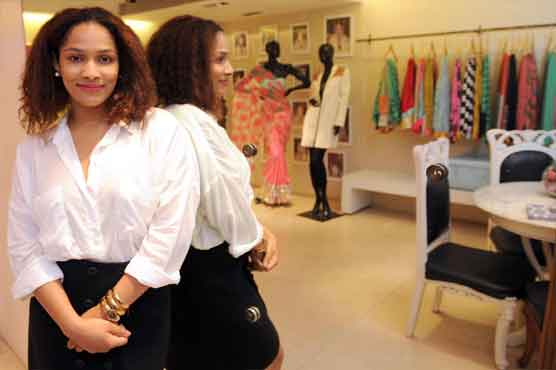 Young Indian shakes up fashion with prints and pret