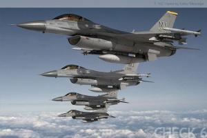امریکہ، پاکستان کو نئے 8 ایف سولہ طیارے دینے کو تیار