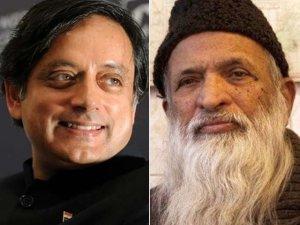 بھارتی سیاستدان ششی تھرورنے عبدالستار ایدھی کوبجرنگی بھائی جان کا لقب دے دیا