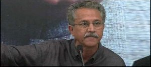 رینجرز پر الزامات ،وسیم اختر کو قانونی نوٹس جاری