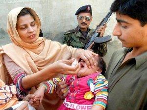 سندھ پولیس کا کراچی میں انسداد پولیو مہم کے لیے سیکیورٹی دینے سے انکار