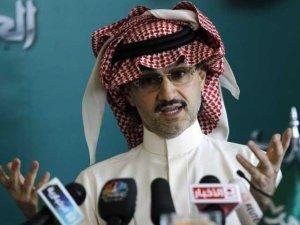 فلسطین کے ساتھ جنگ میں اسرائیل کا ساتھ دوں گا، سعودی شہرادہ الولید بن طلال